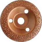 125 cm tungsten carbide disc