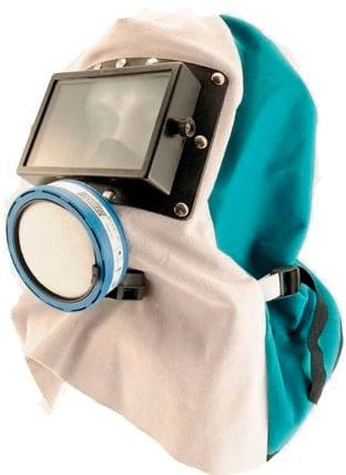 Protection mask RC4 for operator