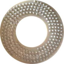 Velcro disc with stainless steel nails 400mm