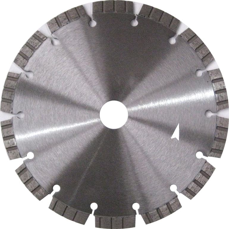 LCH diamond blade for reinforced concrete