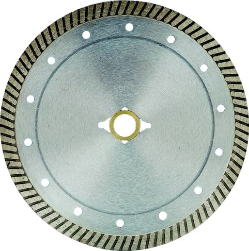 TCH diamond blade for reinforced concrete