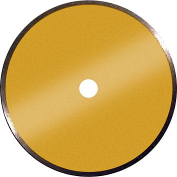TCGF diamond blade for gres professional, hard ceramic